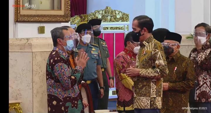 Presiden Jokowi Apresiasi Penetapan Status Siaga Darurat Karhutla di Riau