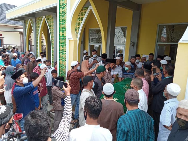 Innalillahi, Wartawan Senior Chaidir Anwar Tanjung Berpulang