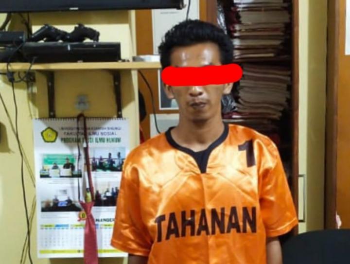 Pelempar Molotov Ditangkap Satu Jam Usai Beraksi, Motif Sakit Hati Dihina