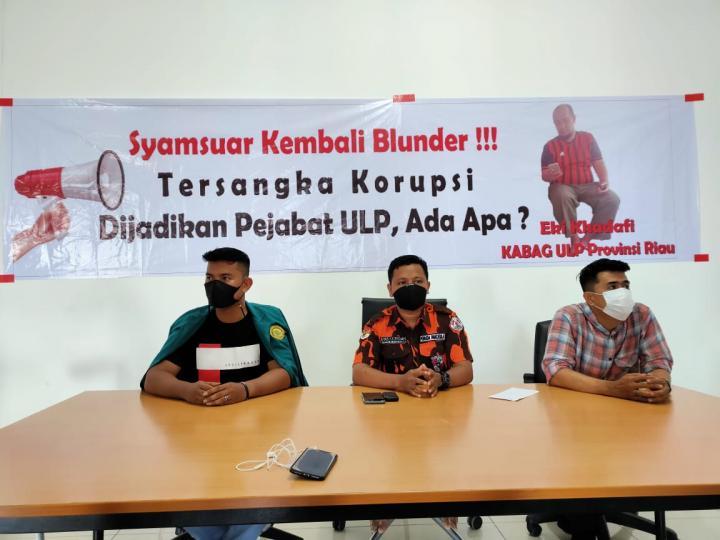 Mantan Tersangka Korupsi Jadi Pejabat ULP, Ada Apa?
