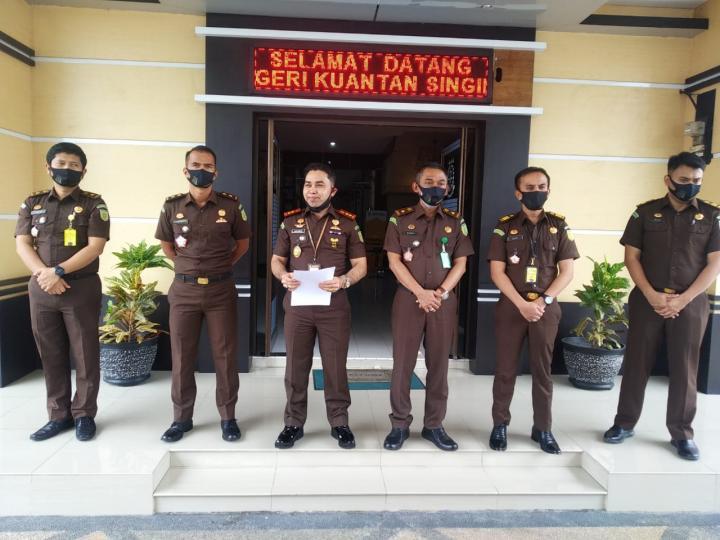 Dua Pejabat dan Rekanan Jadi Tersangka Korupsi Hotel Kuansing