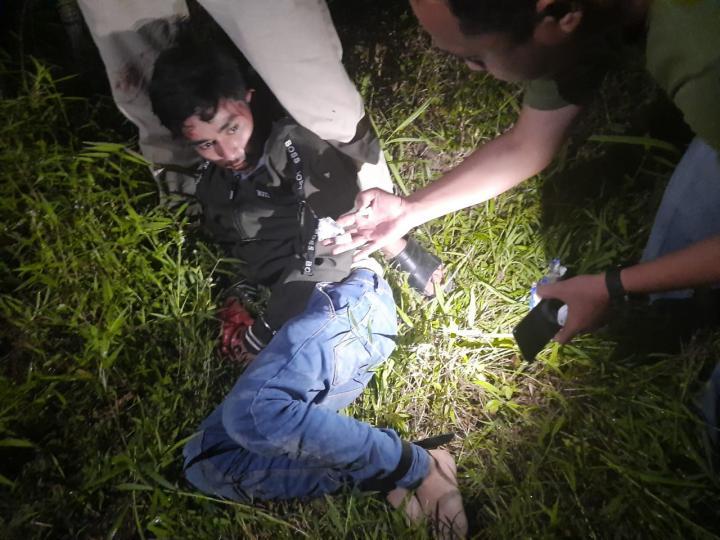 Jadi Pengedar Sabu, Dua Warga Singingi Disergap Polisi