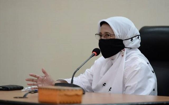 105 Ribu dari Target 322.466 Lansia Riau Sudah Divaksinasi