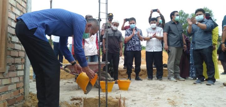 PT Resty Graha Lestari Kembangkan Kawasan Perumahan di Tenayan Raya
