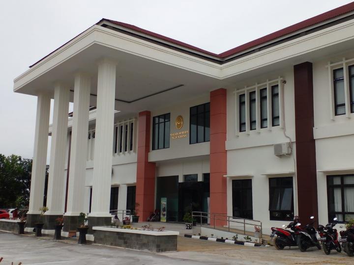 Miliki Kantor Baru, Hakim PN Telukkuantan Jadi Lebih Semangat