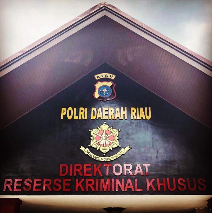 ASN Diskes Kampar Ditangkap di Jakarta Selatan