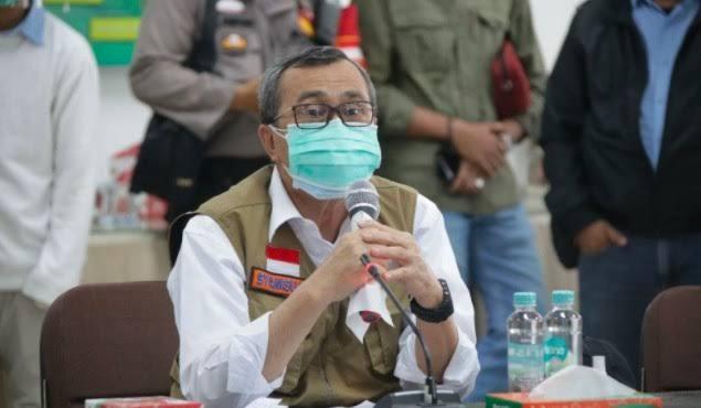 Gubri Keluarkan Instruksi Penting untuk Bupati/Wali Kota se-Riau, Ini Isinya