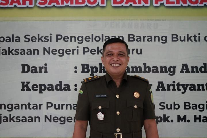 Berkas Oknum Polisi Sumbar Dinyatakan Lengkap