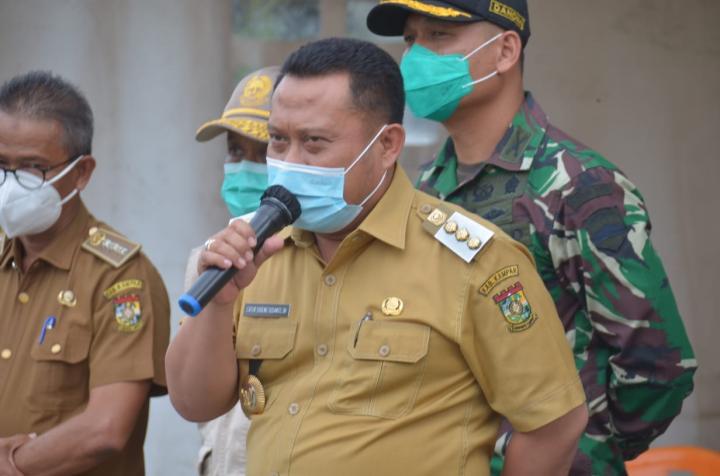 Bupati Kampar: Tak Perlu Razia, Jika Masyarakat Patuhi Protokol Kesehatan