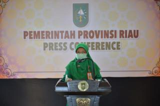Riau Nomor 2 Terbanyak PenambahanPositif Covid-19, Sumbar ke-6