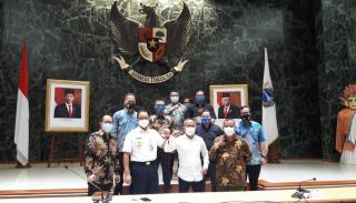Anies Baswedan Terima Usulan PWI Pusat, Jakarta Tuan Rumah HPN 2021