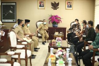 Catat! Besok Bupati, Sekda dan Inspektorat se-Riau Rapat dengan KPK