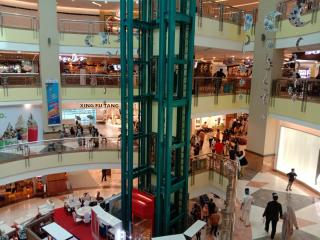 Kembali Dibuka, Pusat Perbelanjaan di Pekanbaru Perketat Prokes