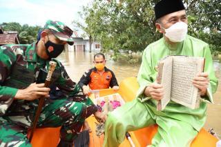 Ide Gubernur Atasi Banjir di Pekanbaru