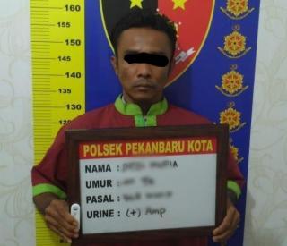 Jadi Buronan 9 Bulan, Suami Oknum Pegawai TU Kejari Ditangkap