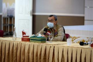 Pemprov RiauIzinkan Tarawih dan Tadarus