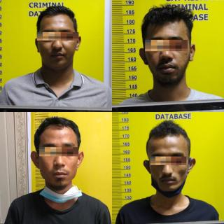 Diduga Terlibat Narkoba, Polisi Tangkap Oknum Polisi