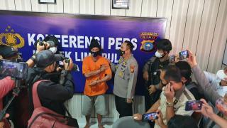 Wanita Tewas Bugil di Kamar Hotel Ternyata Dibunuh Suami Siri