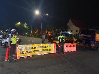 Picu Kerumunan, Polisi Imbau Warga Tak Gelar Konvoi di Malam Takbiran