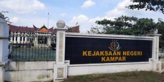 Banyak Kasus Korupsi Desa Mengendap di Kejari Kampar