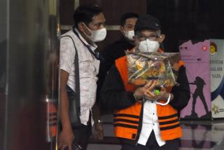 Tak Terima Banding KPK Dikabulkan, Eks Walikota Dumai Kasasi
