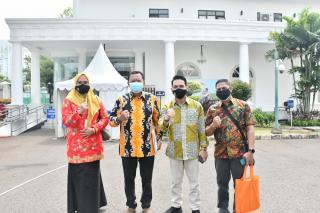 Surat Aspirasi Buruh dan Mahasiswa Riau Tolak Omnibus Law Diantar ke Presiden
