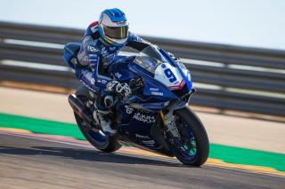 Galang Hendra Kembali Meraih Poin di Seri 5 Aragon Spanyol