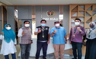 Aksi Cepat Tanggap (ACT) dan PWI Riau Sepakat Kolaborasi