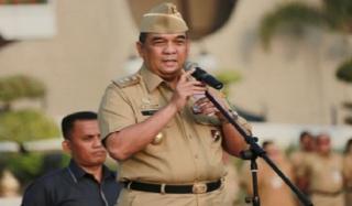 Edy Natar Nasution Peringatkan ASN:Kalau Nanti KetangkapPasti Ada Sanksi