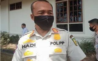 Edwar Sanger Pensiun, Kepala Satpol PP Riau Jadi Plt Kepala BPBD