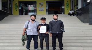 GRMBS Kirim SuratMinta DPRD Pekanbaru Panggil Walikota dan Kadis DLHK