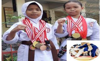 Dua Atlet Shindoka Riau Berjaya di Kejuaraan APSKF Kazakstan