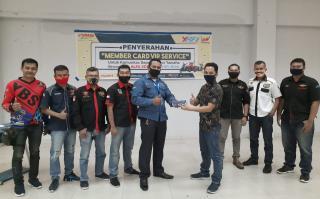 Alfa Scorpii Luncurkan Kartu VIP, Nikmati Diskon Servis dan Sparepart Yamaha