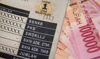 Sebulan Buka Pemutihan Pajak, Bapenda Raup Rp57.646 Milliar