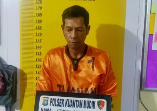 Lagi, Dua Pelaku PETI Kuansing Disikat Polisi