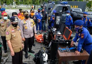 1.300 Personil Gabungan Disiagakan Antisipasi Bencana di Riau