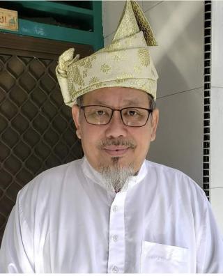 Aktivis Pemberani, Ustadz Tengku Zulkarnain Wafat di Pekanbaru