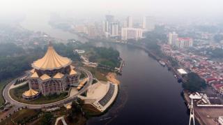 Kuching Dikepung Jerebu, Malaysia akan Kirim Nota Diplomatik ke RI
