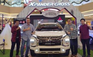 Mitsubishi Xpander Cross, Mini SUV Prestisius Hadir di Riau