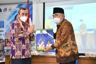 PWRI Ganjar Gubri Penghargaan, Dinilai PunyaKapabilitas dan Integritas