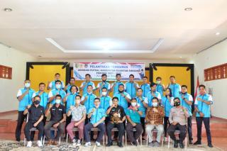 Resmi Dilantik, AFK Kuansing Bertekad Lahirkan Atlet Lokal Handal
