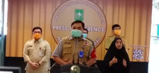 Marsekal Pertama (Purn) Gandhara: Saya Ditugaskan, Laporkan Sedetil-detilnya COVID-19 di Riau