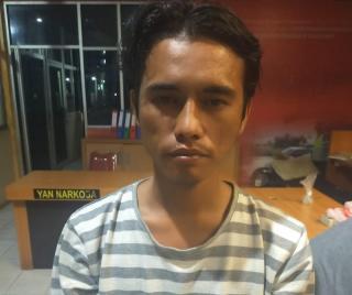 Minum Tuak Bareng, Polisi Luka Robek Dihantam Gelas