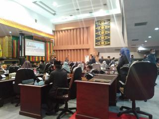 Dimosi Tak Percaya 27 Anggota DPRD, Hamdani : Itu Hanya Soal Sudut Pandang
