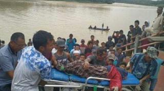 Dua Hari Hilang, Arul Ditemukan Tersangkut di Ranting Tepi Sungai