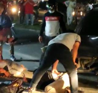Diduga Bawa Sabu, Oknum Polisi Berpangkat Kompol Ditangkap