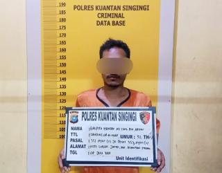 Sembunyi di Gubuk, Pelaku Pembacokan Ditangkap Tanpa Perlawanan