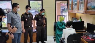 Jaksa Gandeng Teman Sehat Rapid Test Puluhan Tahanan