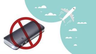 Lion Air Larang Gunakan Powerbank di Pesawat
