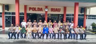 Menteri Siti Nurbaya ke Riau, Beberkan Cara Bikin Kapok Pembakar Hutan